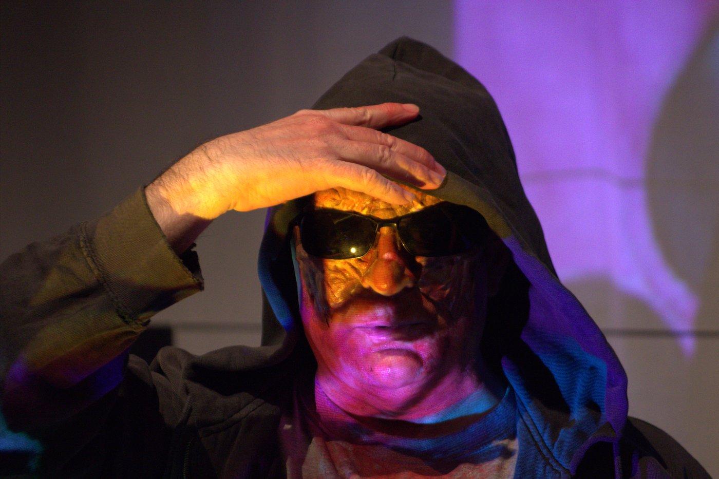 Giacomo Verde Artist=Zombie, Ph Roberto Castello