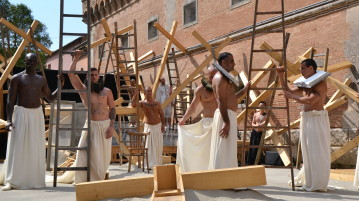 Shakespeare. Know Well, Volterra Teatro 2015 (A. Punzo), ph. Valentina Pierucci (21)