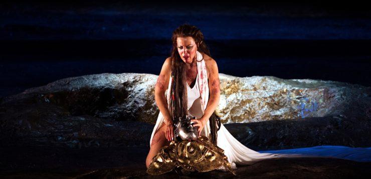 La Salomè in penombra di Rosetta Cucchi