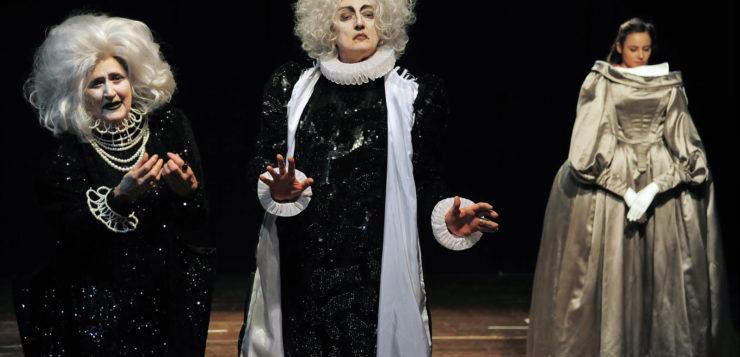 Come una lucciola: Pasolini on stage