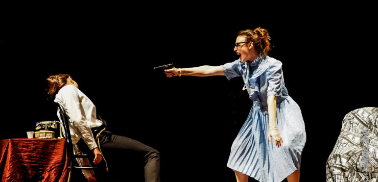 Boom, Erlang, en travesti: gli ingredienti speciali di Teatro Rumore