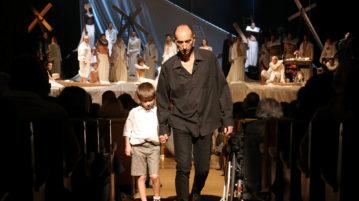 Dopo la tempesta, Punzo-Fortezza, Teatro Verdi 2016 (ph. Stefano Vaja)